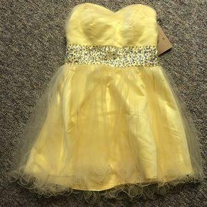 Daffodil 🌼 Gown